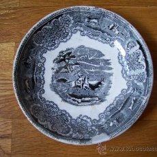 Antigüedades: PLATITO DE MERIENDA DE CARTAGENA. Lote 33370116