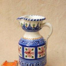 Antigüedades: JARRA SELLADA FRAILE. Lote 33377141