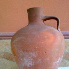 Antigüedades: ANTIGUO CANTARO DE AGUA EXTREMEÑO.. Lote 33377291
