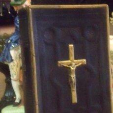Antigüedades: ANTIGUO MISAL DE ORECIONES DEL SIGLO XIX . Lote 33392033