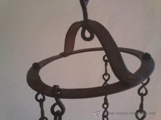 Antigüedades: GANCHO DE POZO - Foto 4 - 33407802