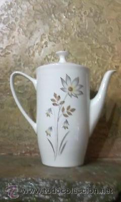 Antigüedades: Preciosa tetera de porcelana marca Oxford Fine ware made in spain. - Foto 2 - 33420113