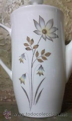 Antigüedades: Preciosa tetera de porcelana marca Oxford Fine ware made in spain. - Foto 3 - 33420113