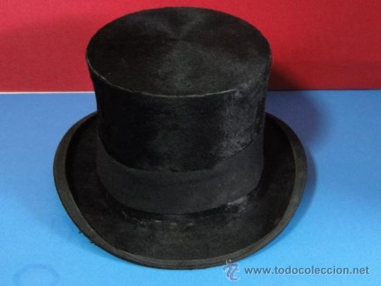 a329a1305802c Antiguo sombrero de copa - Vendido en Venta Directa - 34211855