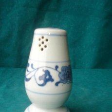 Antigüedades: SALERO DE PORCELANA ORIENTAL. Lote 33462590