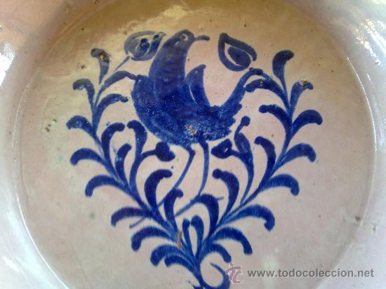 Antigüedades: antigua fuente de fajalauza. - Foto 2 - 33473842