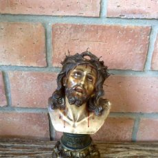 Antigüedades: CRISTO OLOT. Lote 33482506