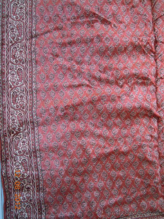 Antigüedades: Alfombra rectangular de unos 195 cm. x 135 cm - Foto 3 - 33490404