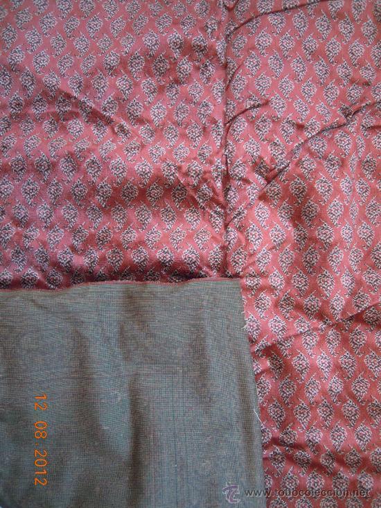 Antigüedades: Alfombra rectangular de unos 195 cm. x 135 cm - Foto 4 - 33490404