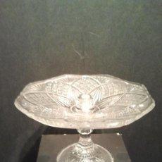 Antigüedades: FRUTERO DE CRISTAL PRENSADO. Lote 33504934