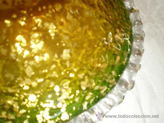 Antigüedades: centro de cristal - Foto 3 - 33515396