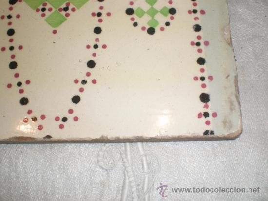 Antigüedades: azulejo modernista - Foto 3 - 33528826