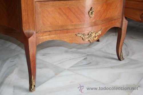 Antiques: CÓMODA LUIS XV,1920 REF.5280 - Foto 6 - 33540894
