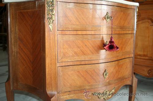 Antiques: CÓMODA LUIS XV,1920 REF.5280 - Foto 4 - 33540894