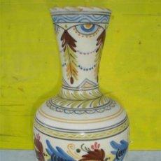 Antigüedades: JARRON GRANDE DE TALEVERA. Lote 33556192