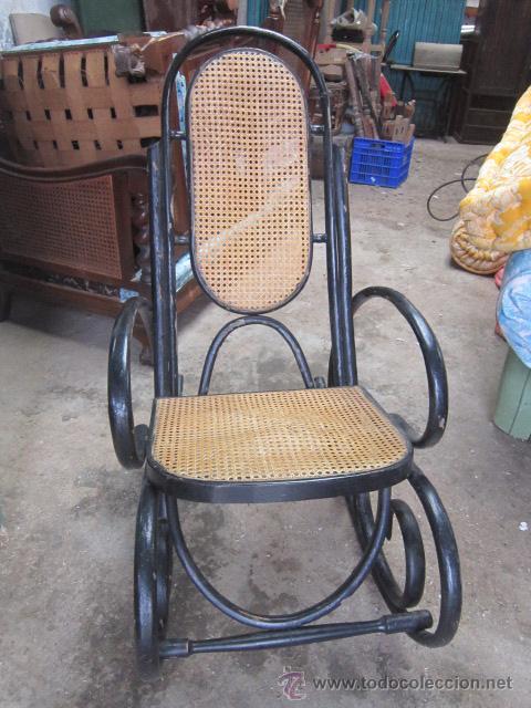 Mecedora thonet antigua para restaurar comprar sillones for Antiguedades para restaurar