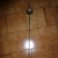 Antigüedades: FLORETE DE TOLEDO, METALICO. Lote 137180014