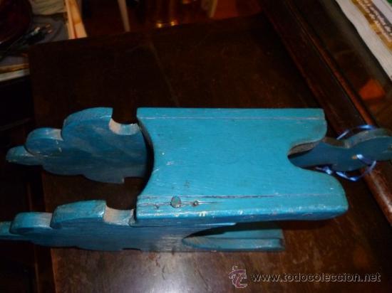 Antigüedades: MUEBLE MORTERO - Foto 4 - 26646589