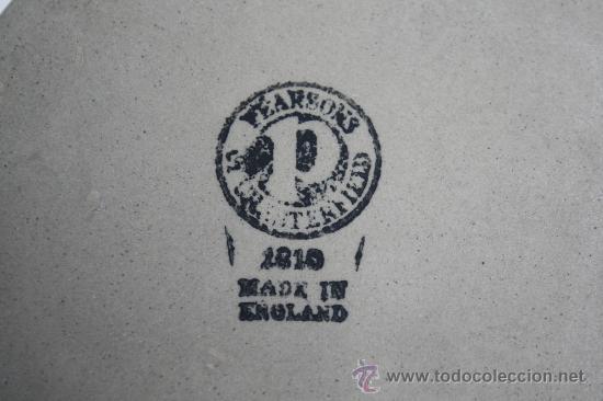 Antigüedades: TARRO DE COCINA PARA ARROZ. SELLO EN BASE. ALTURA: 14.5 CMS. - Foto 3 - 33622504