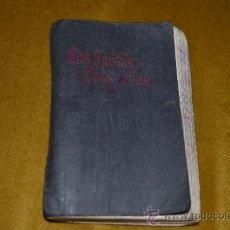 Antigüedades: LIBRITO, RELIGIOSO ANTIGUO. Lote 33654062