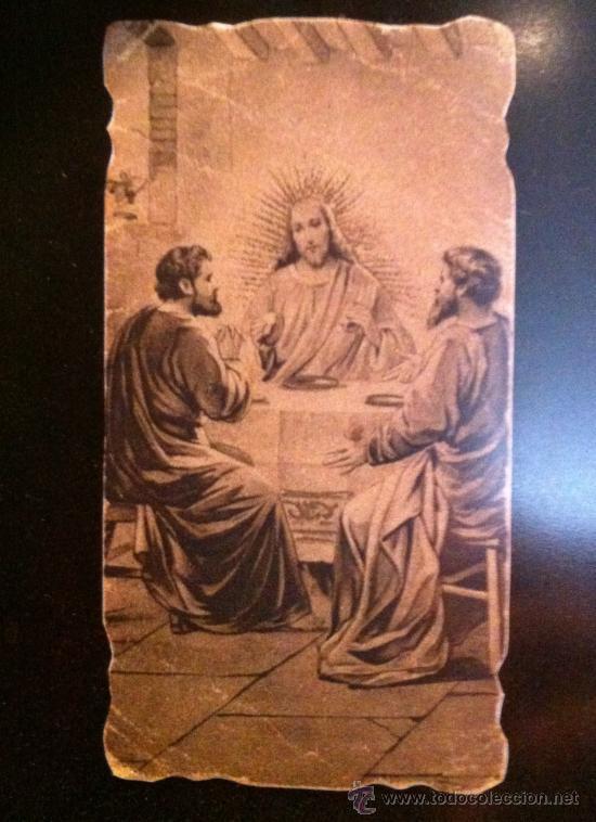Antigüedades: #ÚNICO# Autentico recordatorio de la primera comunión de SARA MONTIEL - Foto 2 - 33659899