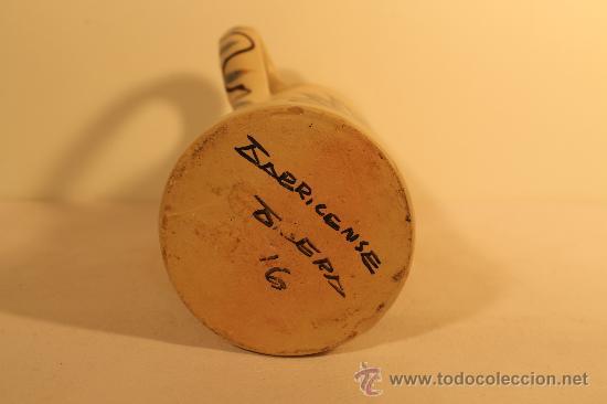 Antigüedades: JARRA CERAMICA TALAVERA ALFAR TALABRICENSE - Foto 3 - 34081325