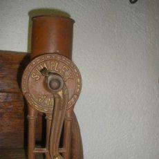 Antigüedades: ANTIGUA PICADORA MARCA SIMPLEX J.M.B. AÑOS 20-30. Lote 33684568