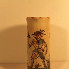 Antigüedades: JARRA CERAMICA TALAVERA ALFAR TALABRICENSE. Lote 34081325