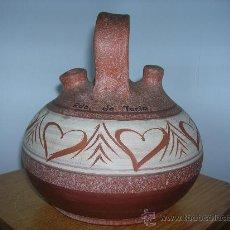 Antigüedades: BOTIJO RECUERDO DE TORLA. Lote 33704647