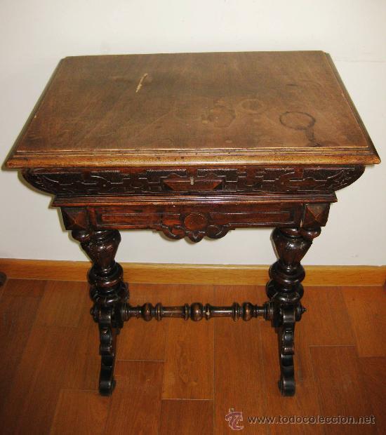 Mueble costurero antiguo comprar muebles auxiliares for Mueble costurero