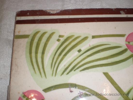 Antigüedades: azulejo - Foto 2 - 33730940