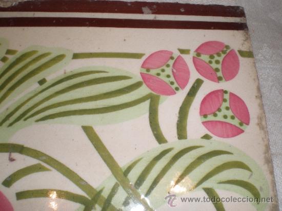Antigüedades: azulejo - Foto 4 - 33730940