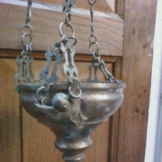 Antigüedades: LAMPARA VOTIVA. Lote 33739053