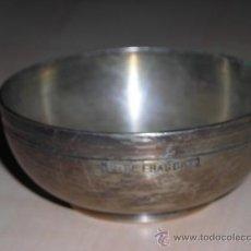 Antigüedades: PEQUEÑA TAZA DE PLATA FRANCESA DE MEDIADOS DEL SIGLO XX. Lote 34059813