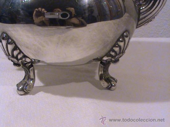 Antigüedades: Antigua cafetera de la compañía de la Plata F.B Rogers - Foto 5 - 33760411