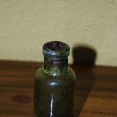Antigüedades: ANTIGUA BOTELLA DE FARMACIA - BOTELLÍN - BOTICA - SIGLO XIX. Lote 33760125