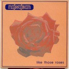 Discos de vinilo: NAJWAJEAN - LIKE THOSE ROSES SUBTERFUGE RECORDS VINILO DE 7