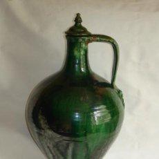 Antigüedades: CANTARO VIDRIADO DE UBEDA - JAEN. Lote 33777971