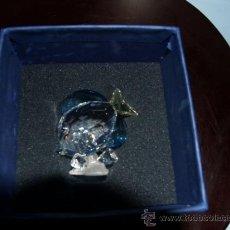 Antigüedades: PRECIOSA PIEZA DE CRISTAL SWAROVSKY. Lote 33798185