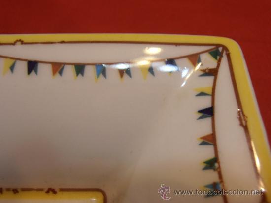Antigüedades: CENICERO , GRUPO DE EMPRESAS ALVAREZ - Foto 2 - 33797710