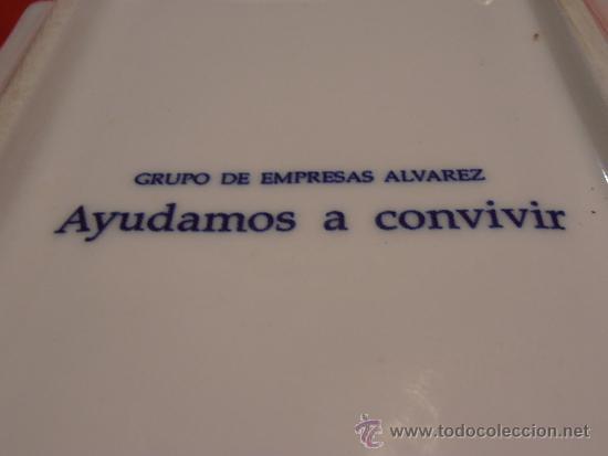 Antigüedades: CENICERO , GRUPO DE EMPRESAS ALVAREZ - Foto 5 - 33797710