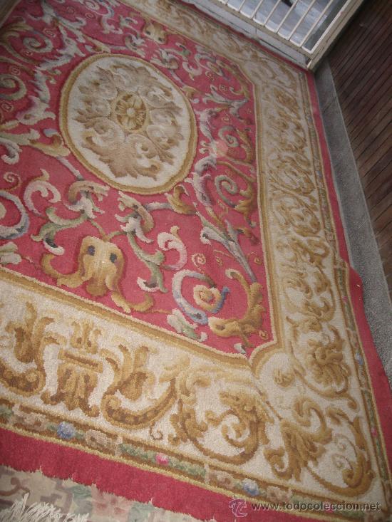Gran alfombra nudo espa ol de los pontones comprar for Valor alfombra