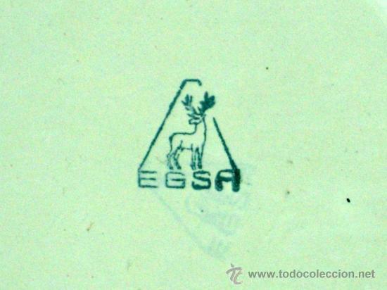 Antigüedades: Palangana esmaltada metal 20 cm diámetro marca Egsa - Foto 4 - 33805124