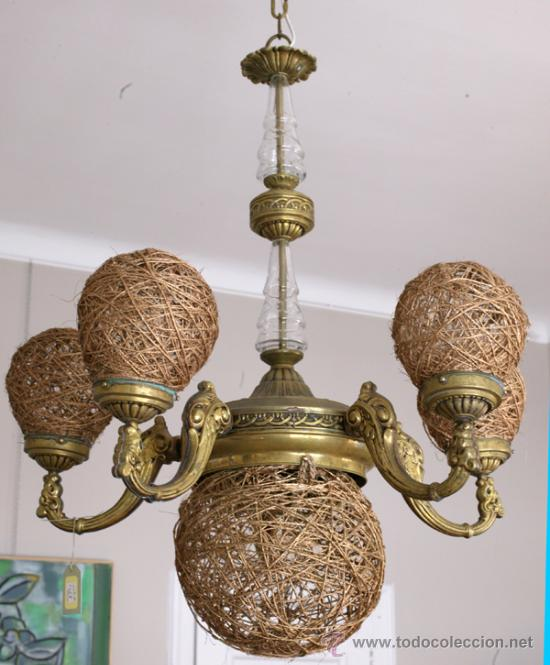 Como hacer lamparas de techo artesanales lampara papel como hacer lamparas de madera - Como hacer lamparas de techo artesanales ...