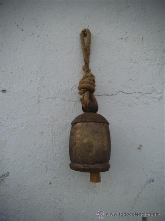 CENCERRO (Antigüedades - Técnicas - Rústicas - Ganadería)