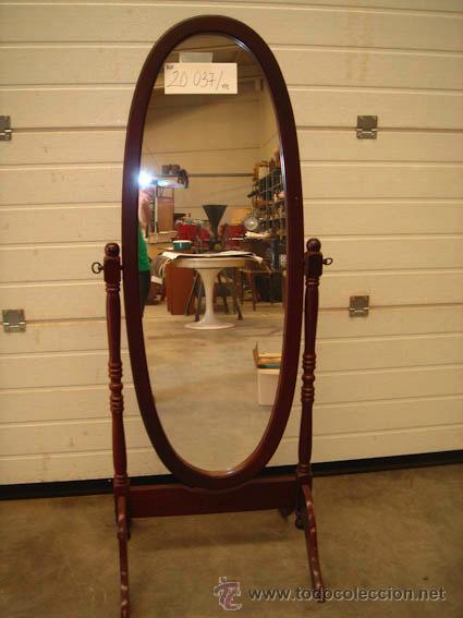 Espejo de cuerpo entero 1 5 m t de alto comprar espejos for Espejo cuerpo entero