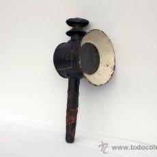 Antigüedades: FAROL ANTIGUO DE CARRO. Lote 33939208