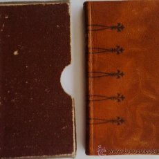 Antigüedades: MISAL ESTILO MODERNISTA FRANCES, AÑO 1949,BONITA DECORACION, VEA FOTO¡¡¡. Lote 33956960