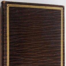 Antigüedades: MISAL ESTILO MODERNISTA PRINCIPIOS SIGLO XX, AÑO 1912, ALIENTO DE PIEDAD, MAS DECORADO POR DENTRO¡¡¡. Lote 33957020