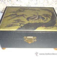 Antigüedades: CAJA DE MUSICA ORIENTAL. Lote 33967631